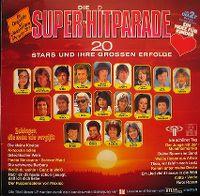 Cover  - Die Super-Hitparade - 20 Stars und ihre grossen Erfolge [1981]